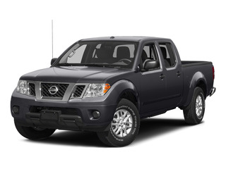 Night Armor 2015 Nissan Frontier Pictures Frontier Crew Cab SV 2WD photos front view