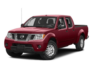 Cayenne Red 2015 Nissan Frontier Pictures Frontier Crew Cab S 2WD photos front view