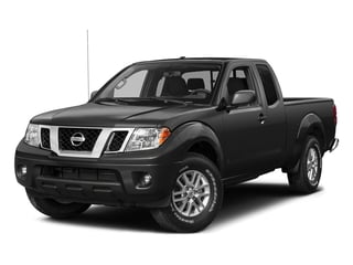 Super Black 2015 Nissan Frontier Pictures Frontier King Cab S 2WD photos front view