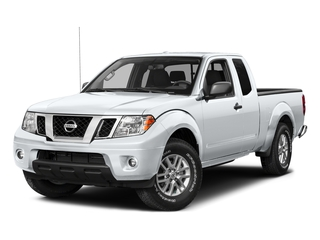 Glacier White 2015 Nissan Frontier Pictures Frontier King Cab PRO-4X 4WD photos front view