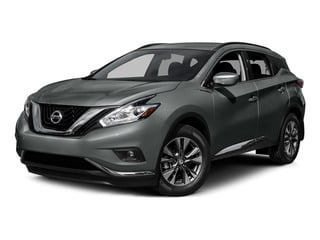 Gun Metallic 2015 Nissan Murano Pictures Murano Utility 4D SV 4WD V6 photos front view
