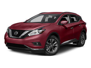 Cayenne Red Metallic 2015 Nissan Murano Pictures Murano Utility 4D S 2WD V6 photos front view