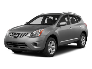 Platinum Graphite 2015 Nissan Rogue Select Pictures Rogue Select Utility 4D S 2WD I4 photos front view