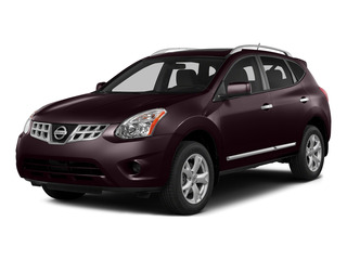 Black Amethyst 2015 Nissan Rogue Select Pictures Rogue Select Utility 4D S 2WD I4 photos front view