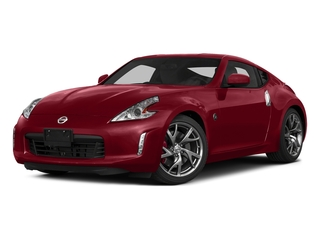 Solid Red 2015 Nissan 370Z Pictures 370Z Coupe 2D V6 photos front view