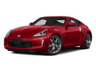 Magma Red Metallic 2015 Nissan 370Z Pictures 370Z Coupe 2D V6 photos front view
