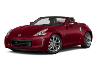 Solid Red 2015 Nissan 370Z Pictures 370Z Roadster 2D Touring Sport V6 photos front view