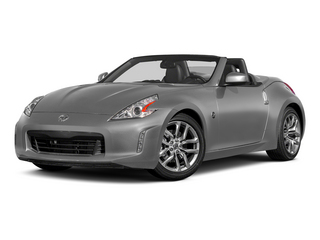 Brilliant Silver Metallic 2015 Nissan 370Z Pictures 370Z Roadster 2D Touring Sport V6 photos front view