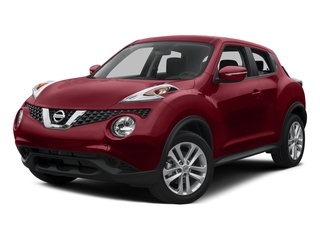 Red Alert 2015 Nissan JUKE Pictures JUKE Utlity 4D SV 2WD I4 Turbo photos front view