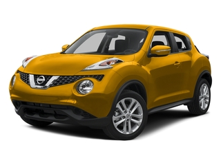 Solar Yellow 2015 Nissan JUKE Pictures JUKE Utlity 4D SV 2WD I4 Turbo photos front view