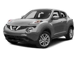 Brilliant Silver 2015 Nissan JUKE Pictures JUKE Utility 4D NISMO 2WD I4 Turbo photos front view