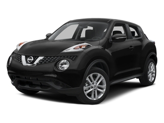 Super Black 2015 Nissan JUKE Pictures JUKE Utility 4D NISMO 2WD I4 Turbo photos front view