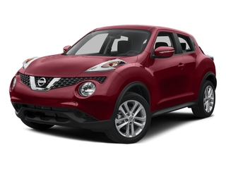 Cayenne Red 2015 Nissan JUKE Pictures JUKE Utlity 4D SV 2WD I4 Turbo photos front view