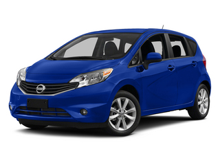 Metallic Blue 2015 Nissan Versa Note Pictures Versa Note Hatchback 5D Note S Plus I4 photos front view