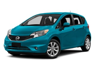 Metallic Peacock 2015 Nissan Versa Note Pictures Versa Note Hatchback 5D Note S Plus I4 photos front view