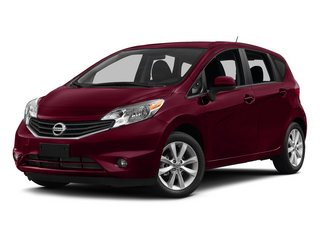 Red Brick Metallic 2015 Nissan Versa Note Pictures Versa Note Hatchback 5D Note S Plus I4 photos front view