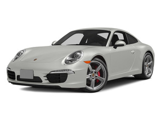 White 2015 Porsche 911 Pictures 911 2 Door Coupe photos front view