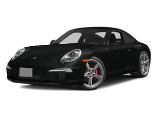Jet Black Metallic 2015 Porsche 911 Pictures 911 2 Door Coupe photos front view