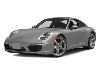 GT Silver Metallic 2015 Porsche 911 Pictures 911 2 Door Coupe photos front view