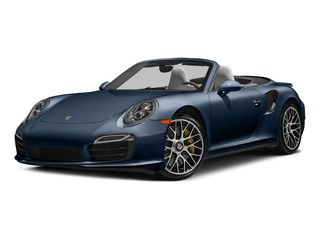 Dark Blue Metallic 2015 Porsche 911 Pictures 911 Cabriolet 2D S AWD H6 Turbo photos front view