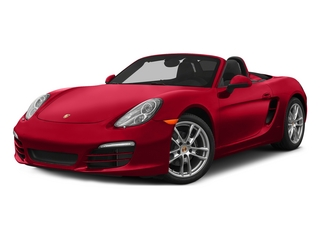 Guards Red 2015 Porsche Boxster Pictures Boxster Roadster 2D H6 photos front view