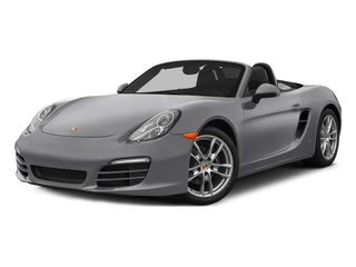 GT Silver Metallic 2015 Porsche Boxster Pictures Boxster Roadster 2D H6 photos front view