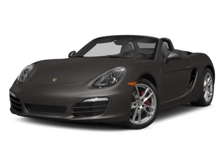 Anthracite Brown Metallic 2015 Porsche Boxster Pictures Boxster Roadster 2D GTS H6 photos front view