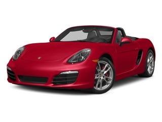 Guards Red 2015 Porsche Boxster Pictures Boxster Roadster 2D S H6 photos front view