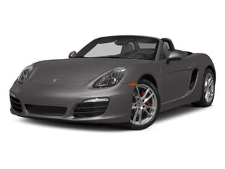 Agate Gray Metallic 2015 Porsche Boxster Pictures Boxster Roadster 2D S H6 photos front view