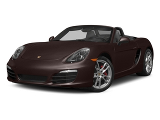 Mahogany Metallic 2015 Porsche Boxster Pictures Boxster Roadster 2D S H6 photos front view