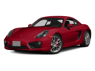 Carmine Red 2015 Porsche Cayman Pictures Cayman Coupe 2D GTS H6 photos front view