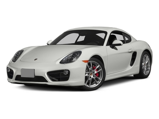White 2015 Porsche Cayman Pictures Cayman Coupe 2D GTS H6 photos front view