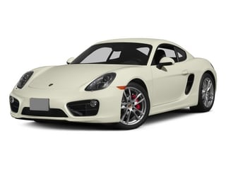 Carrara White Metallic 2015 Porsche Cayman Pictures Cayman Coupe 2D GTS H6 photos front view