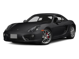 Black 2015 Porsche Cayman Pictures Cayman Coupe 2D GTS H6 photos front view