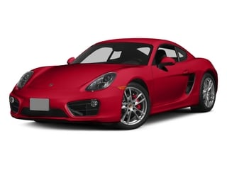 Guards Red 2015 Porsche Cayman Pictures Cayman Coupe 2D GTS H6 photos front view