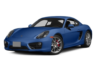 Sapphire Blue Metallic 2015 Porsche Cayman Pictures Cayman Coupe 2D GTS H6 photos front view