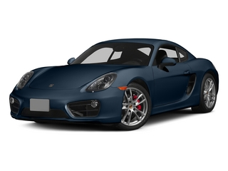 Dark Blue Metallic 2015 Porsche Cayman Pictures Cayman Coupe 2D GTS H6 photos front view