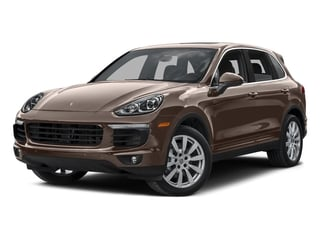 Umber Metallic 2015 Porsche Cayenne Pictures Cayenne Utility 4D AWD V6 T-Diesel photos front view