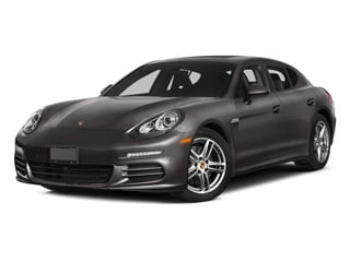 Agate Gray Metallic 2015 Porsche Panamera Pictures Panamera Hatchback 4D S Exec AWD V8 Turbo photos front view