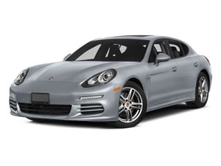 Rhodium Silver Metallic 2015 Porsche Panamera Pictures Panamera Hatchback 4D 4 AWD H6 photos front view