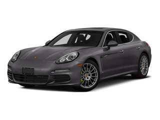 Carbon Gray Metallic 2015 Porsche Panamera Pictures Panamera Hatchback 4D S e-Hybrid V6 photos front view