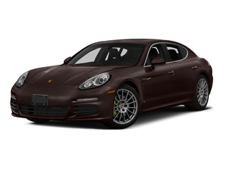 Mahogany Metallic 2015 Porsche Panamera Pictures Panamera Hatchback 4D S e-Hybrid V6 photos front view