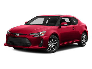 Absolutely Red 2015 Scion tC Pictures tC Liftback 3D I4 photos front view
