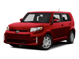 Absolutely Red 2015 Scion xB Pictures xB Wagon 5D I4 photos front view