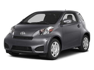 Magnetic Gray Metallic 2015 Scion iQ Pictures iQ Hatchback 3D I4 photos front view