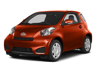 Hot Lava 2015 Scion iQ Pictures iQ Hatchback 3D I4 photos front view