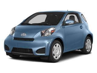 Pacific Blue Metallic 2015 Scion iQ Pictures iQ Hatchback 3D I4 photos front view