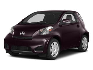 Black Currant Metallic 2015 Scion iQ Pictures iQ Hatchback 3D I4 photos front view