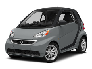 Silver Metallic 2015 smart fortwo electric drive Pictures fortwo electric drive Coupe 2D Electric photos front view