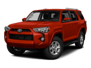 Inferno 2015 Toyota 4Runner Pictures 4Runner Utility 4D TRD Pro 4WD V6 photos front view